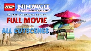 getlinkyoutube.com-Lego Ninjago Shadow of Ronin - All Cutscenes / Full Movie