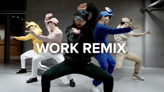 getlinkyoutube.com-Work(Remix) - Rihanna / Sori Na Choreography