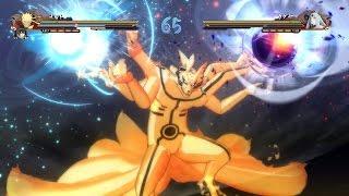 getlinkyoutube.com-Naruto Shippuden Ultimate Ninja Storm 4 - All Ultimate Jutsus & Awakenings (Demo)