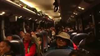 getlinkyoutube.com-관광버스.노래자랑 - 제3회 애인낚 선상대회 singing in the Shuttle Bus1 cby 방게 애인낚 AIFC