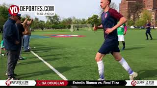 Estrella Blanca vs Real Tilza Liga Douglas Verano 2018