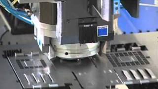 getlinkyoutube.com-TRUMPF TruPunch 2020 Punching Machine
