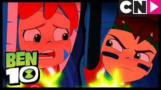Ben 10 | Billy Billions Vs Ben and Gwen at Laser Tag | Don't Laze Me, Bro | Cartoon Network