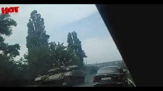 getlinkyoutube.com-Торез: едут танки ополченцев 18 07 2014