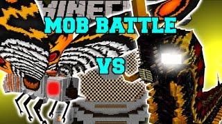 getlinkyoutube.com-MOTHRA VS BATTRA & RODAN - Minecraft Mob Battles - Minecraft Mods