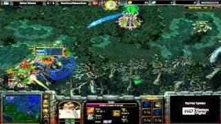 getlinkyoutube.com-Navi vs MyM @ Intel Challenge SuperCup WB Round 2 - Game 1