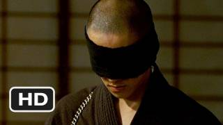 getlinkyoutube.com-Ninja Assassin #2 Movie CLIP - Without One of Your Senses (2009) HD