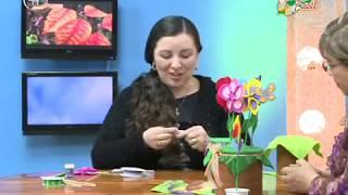 getlinkyoutube.com-Flores de Fieltro