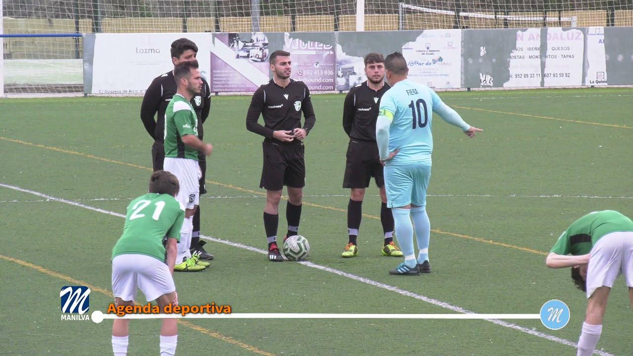 Agenda Deportiva 17 , 18 04 2021