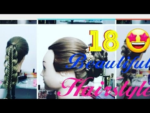 Download Thumbnail For 18 Unique And Easy Hairstyle For School