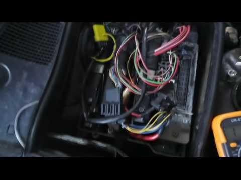 Как проверить датчики ABS BMW e32/34