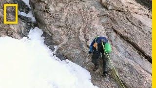 Antarctic Mountain Climbing