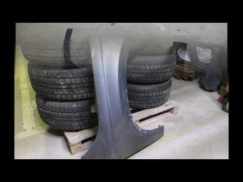 Крыло переднее правое Mercedes x156 GLA