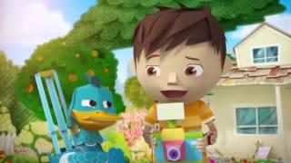 getlinkyoutube.com-Zack and Quack Episode 1   Super Popper   Pop A Saurus Rex