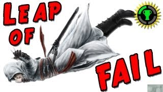 getlinkyoutube.com-Game Theory: Surviving the Assassin's Creed Leap of Faith