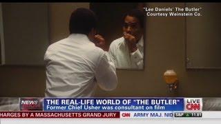 "getlinkyoutube.com-The real life world of ""The Butler"""