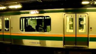getlinkyoutube.com-E233系「普通 伊東」 E233系の伊東線直通運用&その他の車両