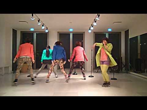 SHINee Dream girl Dance cover ver. (JAPAN)