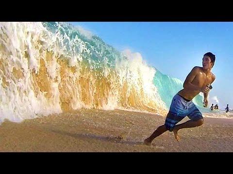 video de surf gratis: