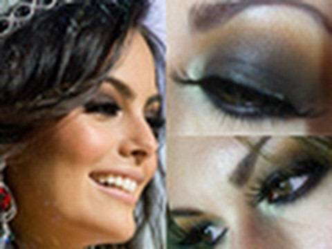 Maquillaje Inspirado en Jimena Navarrete Miss Universo 2010