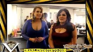 getlinkyoutube.com-Chiquis en Premios de la Radio 2014 con Marlene Quinto On The Spot