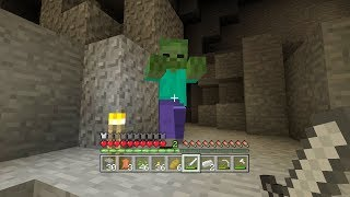 Minecraft Xbox - Teamwork Challenge - Danger In A Mine - Part 1