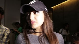 Sonakshi Sinha gets ANNOYED when asked about EX BF Arjun Kapoor