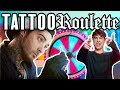 Tattoo Roulette ep.1 - Kian Lawley, Romeo Lacoste Official Game Show!