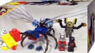 getlinkyoutube.com-레고 앤트맨의 마지막전투 76039 마블 슈퍼히어로즈 조립 리뷰 Lego Super Heroes Marvel's Ant-Man