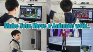 Make your Move & Animate - Motion Capturing for Education