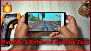 RealMe 1 Extreme Gaming Review : Heating & Battery Drain [Helio P60]