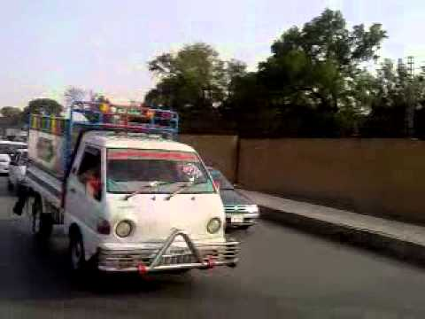 Morgah to liaqat bagh rally.mp4