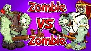getlinkyoutube.com-Plants vs. Zombies 2 Gameplay Zombies vs Zombies 2