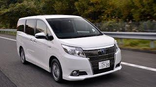 getlinkyoutube.com-トヨタ エスクァイア イケイケモード!! の5ナンバーミニバン TestDrive