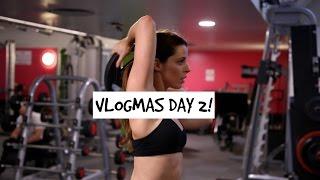 getlinkyoutube.com-VLOGMAS DAY 2   TOP SECRET MEETING!!