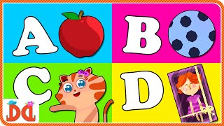 getlinkyoutube.com-The Phonics Song - ABC Songs for Children | Nursery Rhymes for Children by Derrick and Debbie