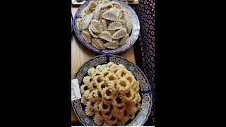 "getlinkyoutube.com-الحلويات المغربية مع ثورية""الكحك و كعب غزال"""