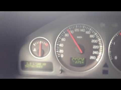 Расход топлива на Volvo S60