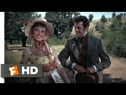 War and Peace (1/9) Movie CLIP - The Greatest Pleasures (1956) HD
