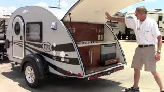 getlinkyoutube.com-New 2015 Little Guy Teardrop Tag Travel Trailer RV - Holiday World in Katy,Mesquite & Las Cruces