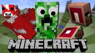 getlinkyoutube.com-LUSTIGER Minecraft FILM mit 70+ MODS!!