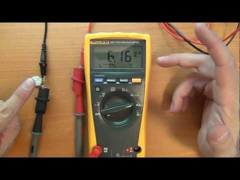How to use a Multimeter for beginners: Part 2 - Current measurement