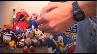 Sonic Action Figure Collection Collection