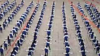 getlinkyoutube.com-Tiết mục nhảy Flashmob của học sinh trường THPT Hàn Thuyên