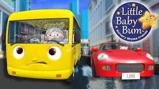 getlinkyoutube.com-Wheels On The Bus | Part 12 | Nursery Rhymes | By LittleBabyBum!