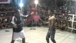 getlinkyoutube.com-Tarung Bebas Genggong - Pertarungan 2 orang Tukang Becak