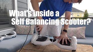 getlinkyoutube.com-What's inside a Self Balancing Scooter?