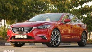 getlinkyoutube.com-Mazda 6 2016 مازدا 6