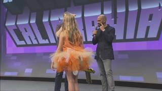 The MINECON 2016 Costume Competition