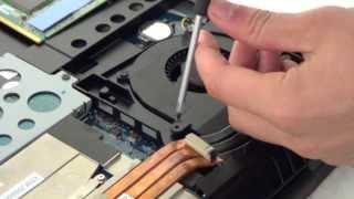 getlinkyoutube.com-NVIDIA GeForce GTX 780M VGA upgrade in Alienware M17x R3